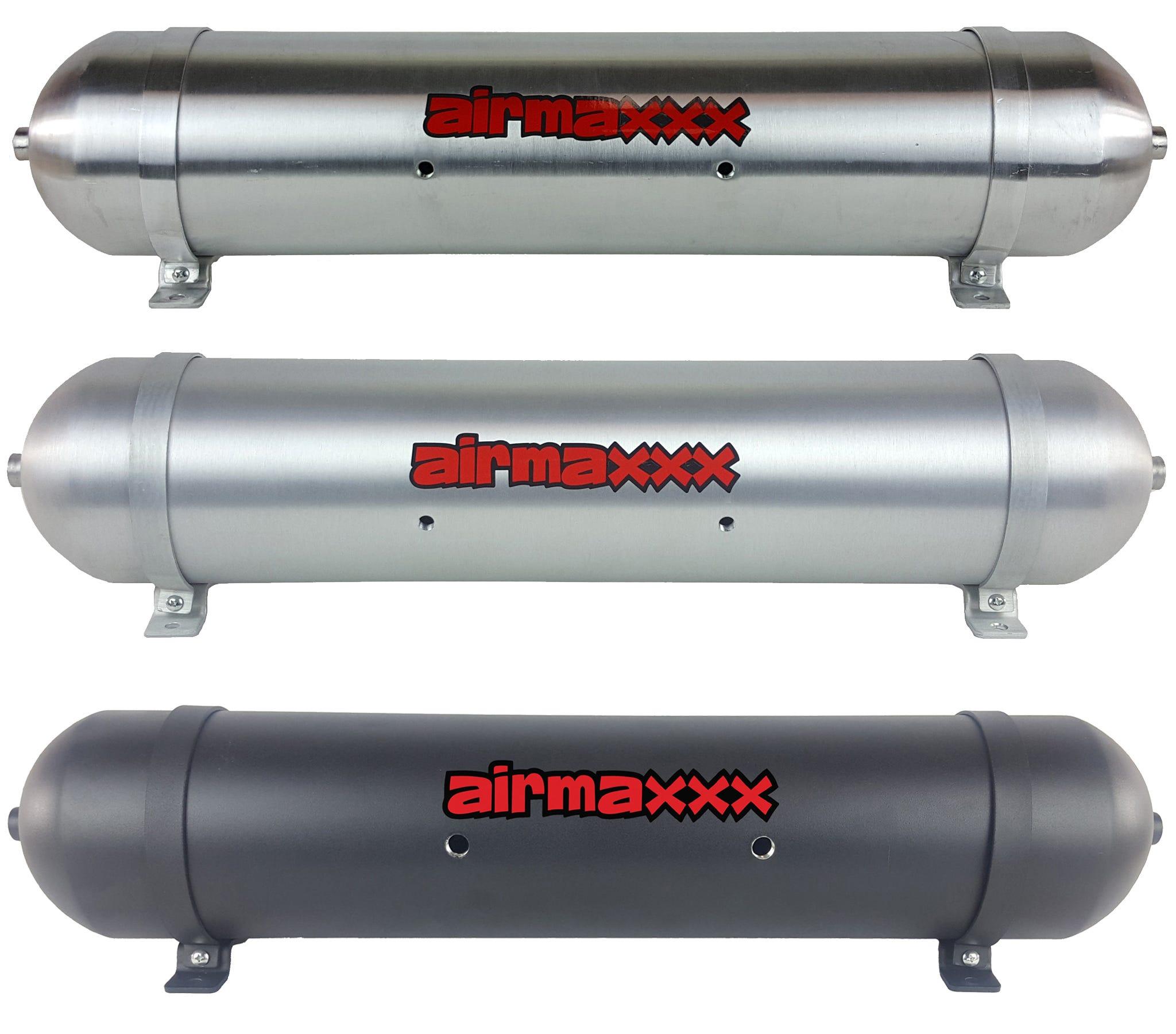 Seamless Spun Aluminum