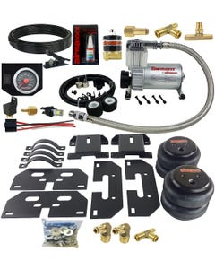 Tow Assist Kit w/ On Board Air Management 2003-13 Dodge Ram 2500 & 3500 Truck