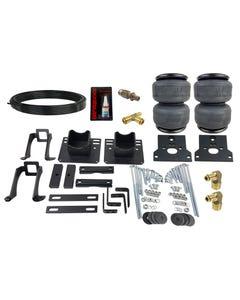 airmaxxx no drill air bag helper springs kit w/ 4 ply airbags 2005-10 Ford F250 F350 2WD Truck