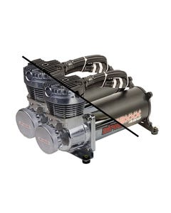 Dual 480 Compressors With Choice Of Finish And Pressure Switch