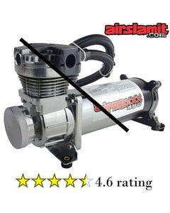 480 compressor ( BLACK OR CHROME )