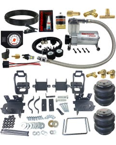 Airmaxxx Overland Air Assist 99-04 Ford F250 2wd and 4wd overload