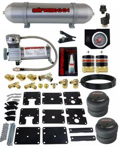 Air Tow Assist Kit w/Compressor, Tank & Controls For 99-06 Chevy Silverado 1500