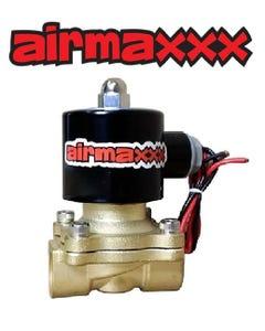 "AirMaxxx 1/2"" NPT BRASS AIR VALVE"