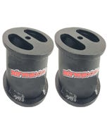 """4"""" Tall Air Bag Spacers for Lifted Trucks"""