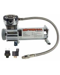 airmaxxx 400 compressor (chrome/pewter)