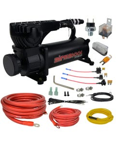 airmaxxx 580 black air compressor & wiring kit